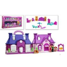 Домик для кукол Bambi Мой милый дом ZYC 0206