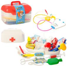 Игровой набор доктор Limo Toy M 0460 U/R/2552
