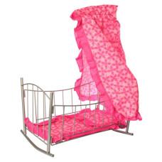 Кроватка для кукол Melogo 9349