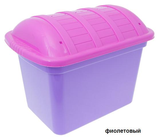 Ящик для игрушек Tega Jumbo IK-004