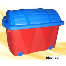 Ящик для игрушек Tega Pirat IK-006