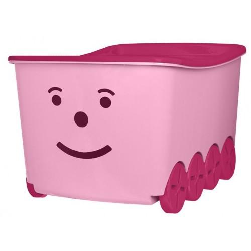 Ящик для игрушек Tega Play 52L BQ-005