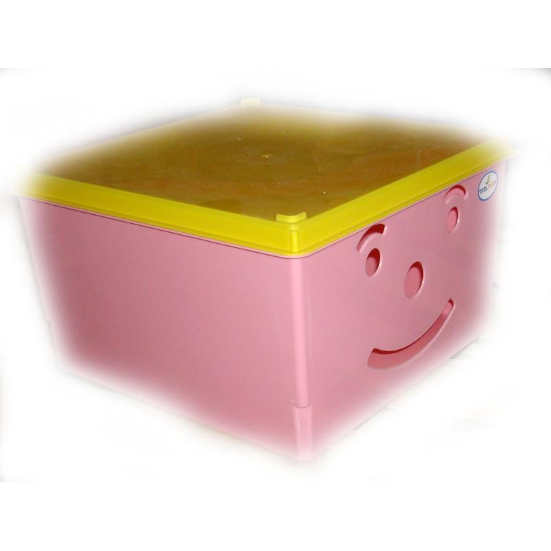 Ящик для игрушек Tega Smile BQ-007