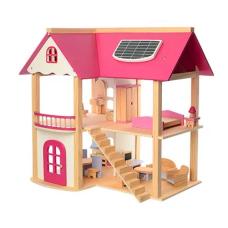 Домик для куклы Bambi MD 1068 с мебелью