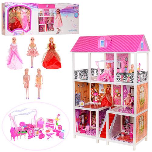 Домик для кукол Bambi 66885