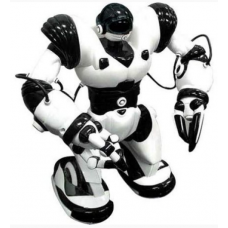 Робот c р/у Bambi (Metr+) Robowisdom 28091 Белый