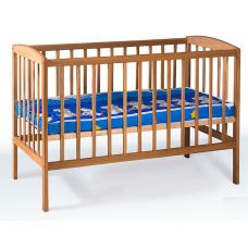 Кровать Гойдалка 120*60(бук) 120