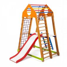 Детский спортивный комплекс Sportbaby BambinoWood Plus 2