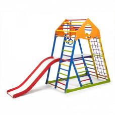 Детский спортивный комплекс Sportbaby KindWood Color Plus 2