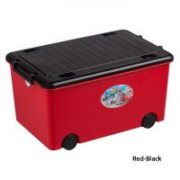 Ящик для игрушек Tega Junior Cars TG-179