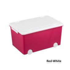 Ящик для игрушек Tega Junior Princess TG-179