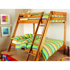 Двухъярусная кровать SportBaby Чердак