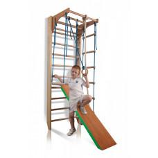 Детский спортивный уголок Sportbaby Комби-3-220