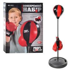 Детский боксерский набор Bambi MS 0331