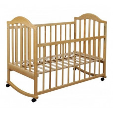 Кроватка Laska-M Наполеон Эко без ящика