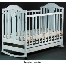 Кроватка Наполеон NEW Mix c ящиком