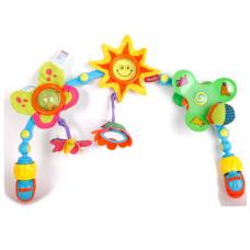 Дуга развивающая для коляски и автокресла Tiny Love Солнечная прогулка Sunny Stroll 1401505830