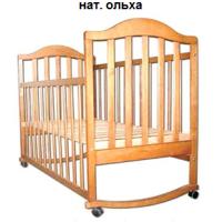 Кроватка Laska Наполеон без ящика