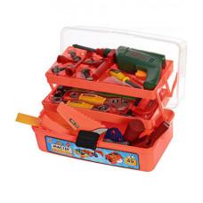 Набор инструментов Bambi в чемодане 2108