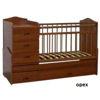 Кроватка Трансформер Ласка