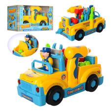 Конструктор Limo Toy Грузовозик (789)