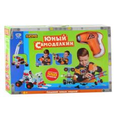 Конструктор Limo Toy Юный самоделкин (661-302)
