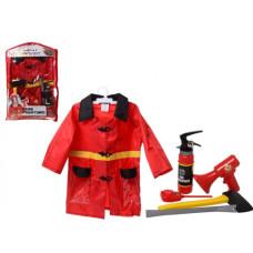 Игровой набор спасатель пожарный Bambi F012-S012-M012
