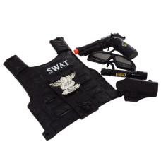 Игровой набор спасатель полицейский Bambi F012-S012-M012