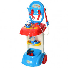 Игровой набор доктор Limo Toy 661-170