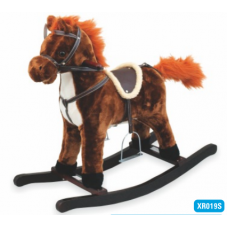 Лошадка Alexis-Babymix FL-XR019S
