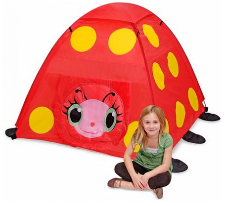 Детская палатка Божья коровка Молли Melissa&Doug MD6204