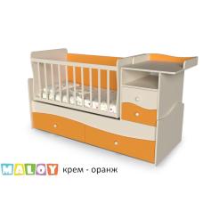 Кровать-трансформер Maloy Волна