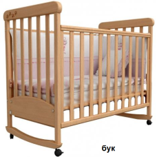 Кроватка Верес Соня ЛД12 лапки