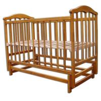 Кроватка Laska Чайка с маятником