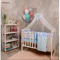Комплект постельного белья Маленькая Соня Беби дизайн 7ед