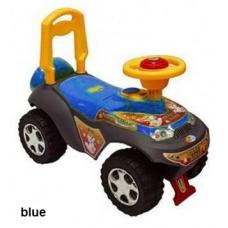 Машинка-каталка Alexis-Babymix 7600
