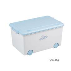 Ящик для игрушек Tega Junior Rabbits TG-179
