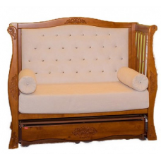 Кроватка-диван Laska VIVA GLAMOUR
