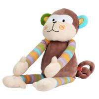 Мягкая игрушка BabyOno Мартышка Джорж 60 см 1273