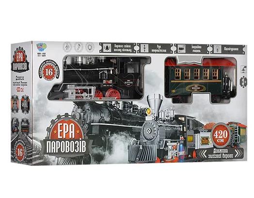 Детская железная дорога Limo Toy YY-125
