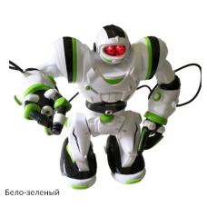 Робот c р/у Bambi Robowisdom 28091 Бело-зеленый