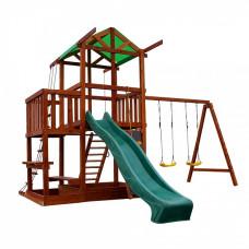 Детский деревянный городок для дачи Sportbaby Babyland-5