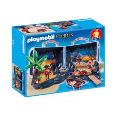 Игровой набор Playmobil Пираты Набор в сундуке 5347