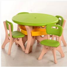 Столик со стульчиками Bambi B0301