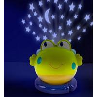 Музыкальная лампа Bright Starts 52031 Жабка