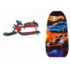 Снегокат Bambi Hot Wheels MS 0890