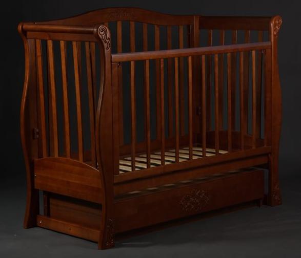 Кроватка-диван Laska VIVA LUX