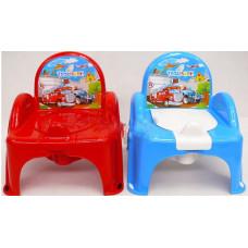 Горшок-кресло Tega Cars CS-007