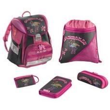 Набор школьный Hama Flamingo 25948