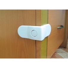 Угловой блокиратор (кнопка) 3М (3М-003) (белый)